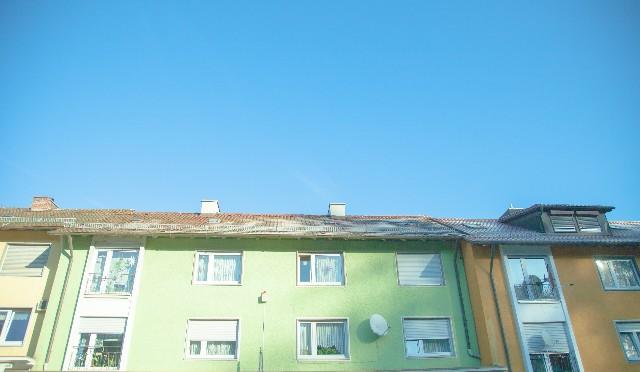ドイツのアパート
